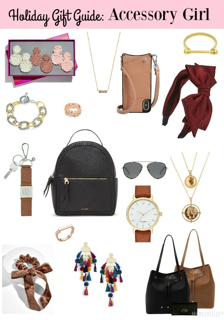 Holiday Gift Guide The Accessory Girl