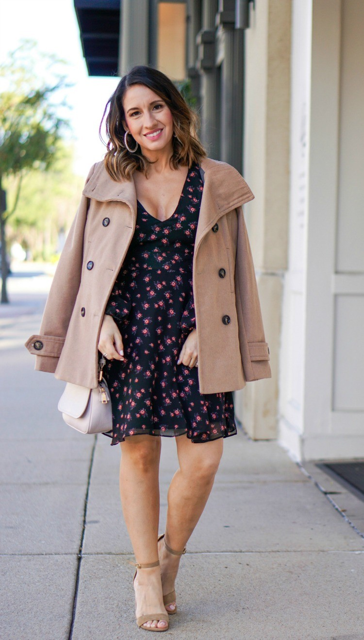 Pretty Date Night Outfit