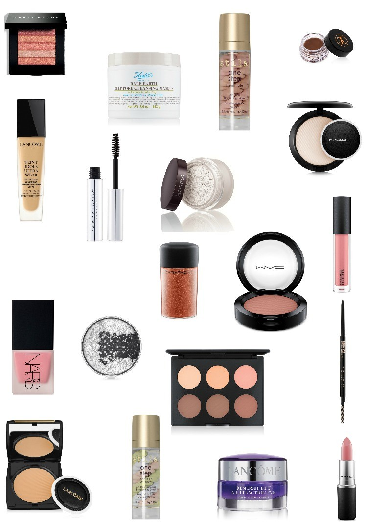 2019 Macy's Beauty Favorites