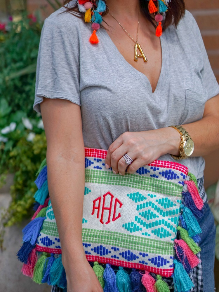 MarleyLilly Clutch and casual style