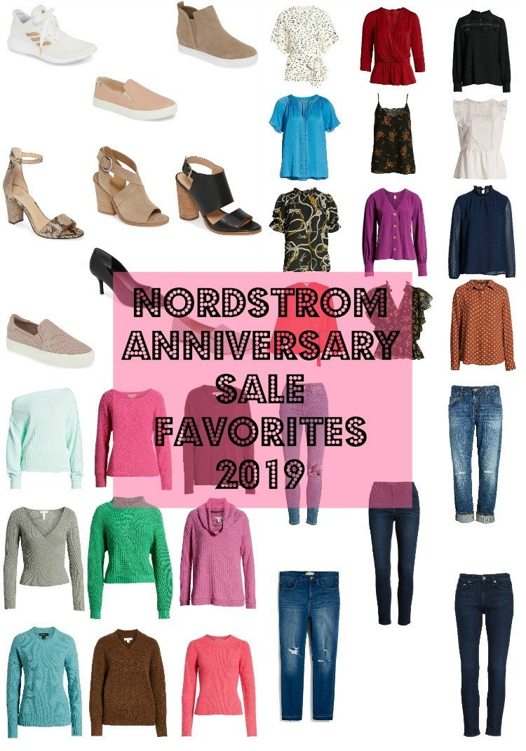 Nordstrom Anniversary Sale Favorites for 2019