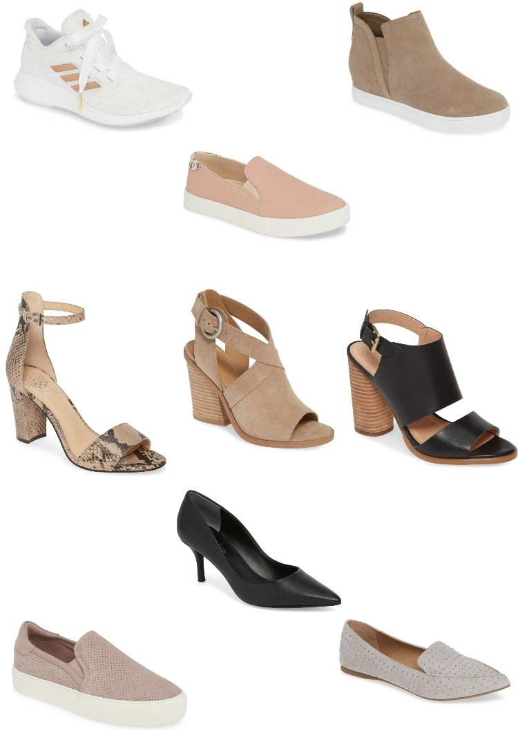 Nordstrom Anniversary Sale Shoes 2019