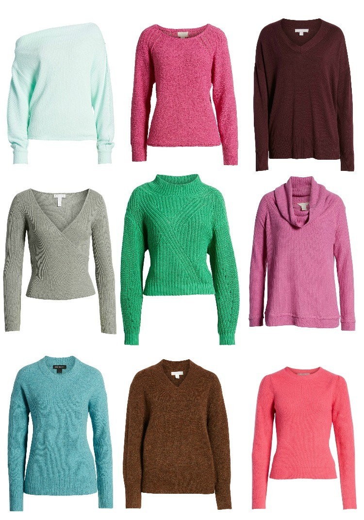 2019 Nordstrom Anniversary Sale Sweaters