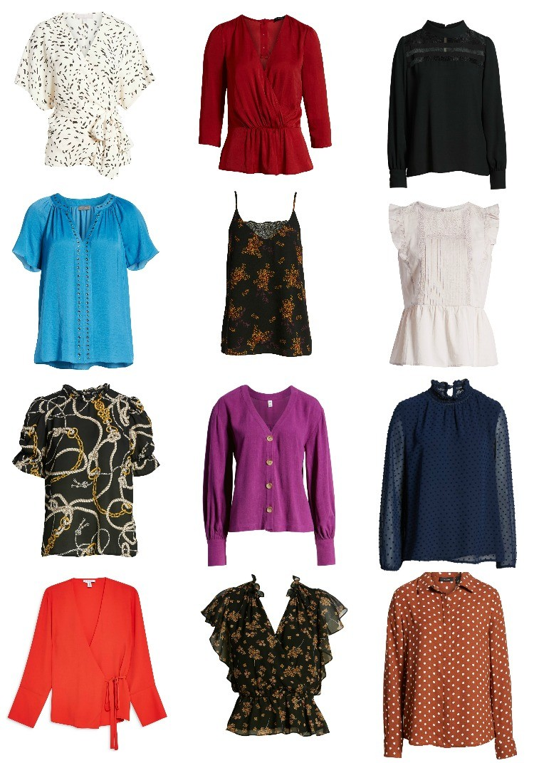 Nordstrom Anniversay Sale Blouses 2019