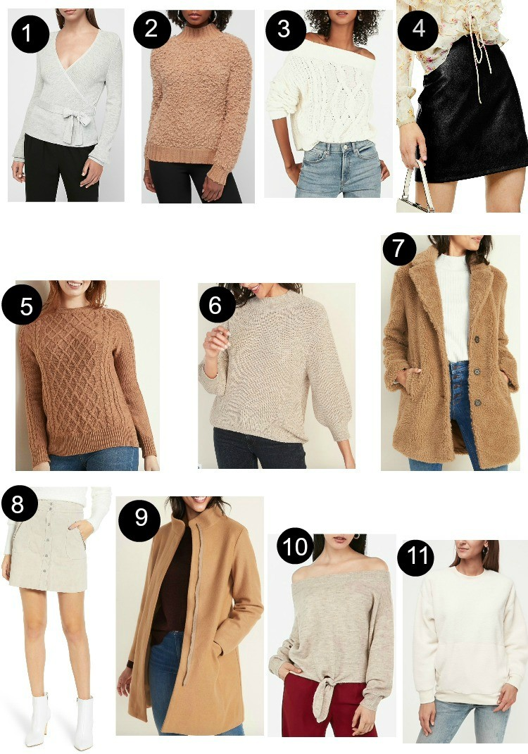 Cute Neutrals For Fall For Her