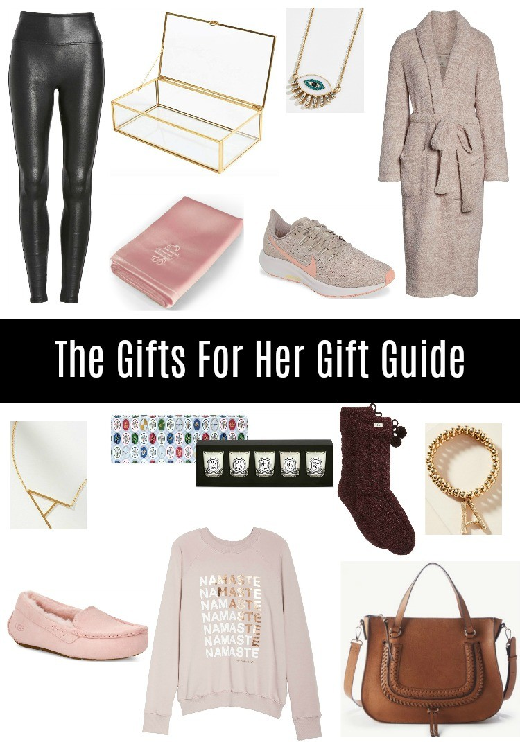 2019 Gift Guide For Her