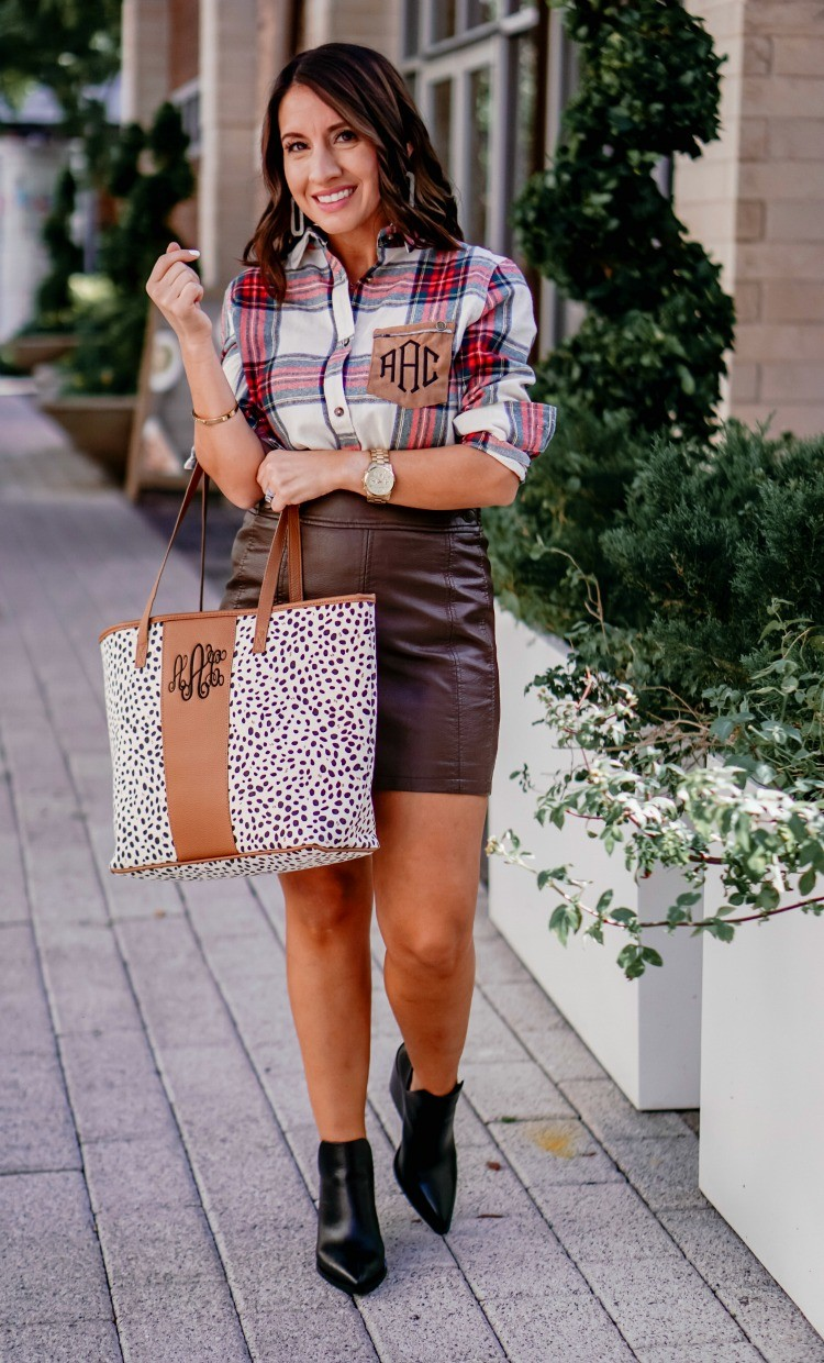 Cute Fall Outfit for Her