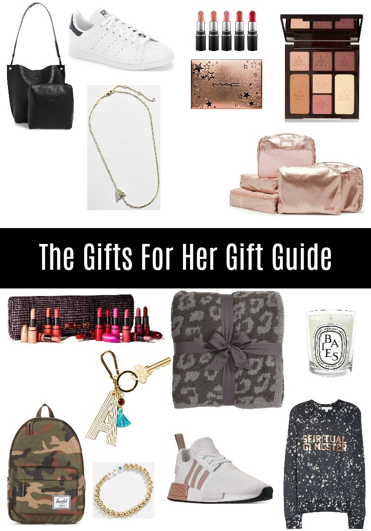 The Gifts For Her Gift Guide