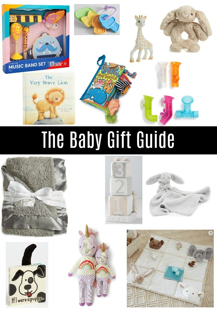 2019 Holiday Baby Gift Guide