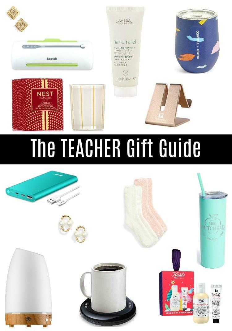 The Teacher Gift Guide