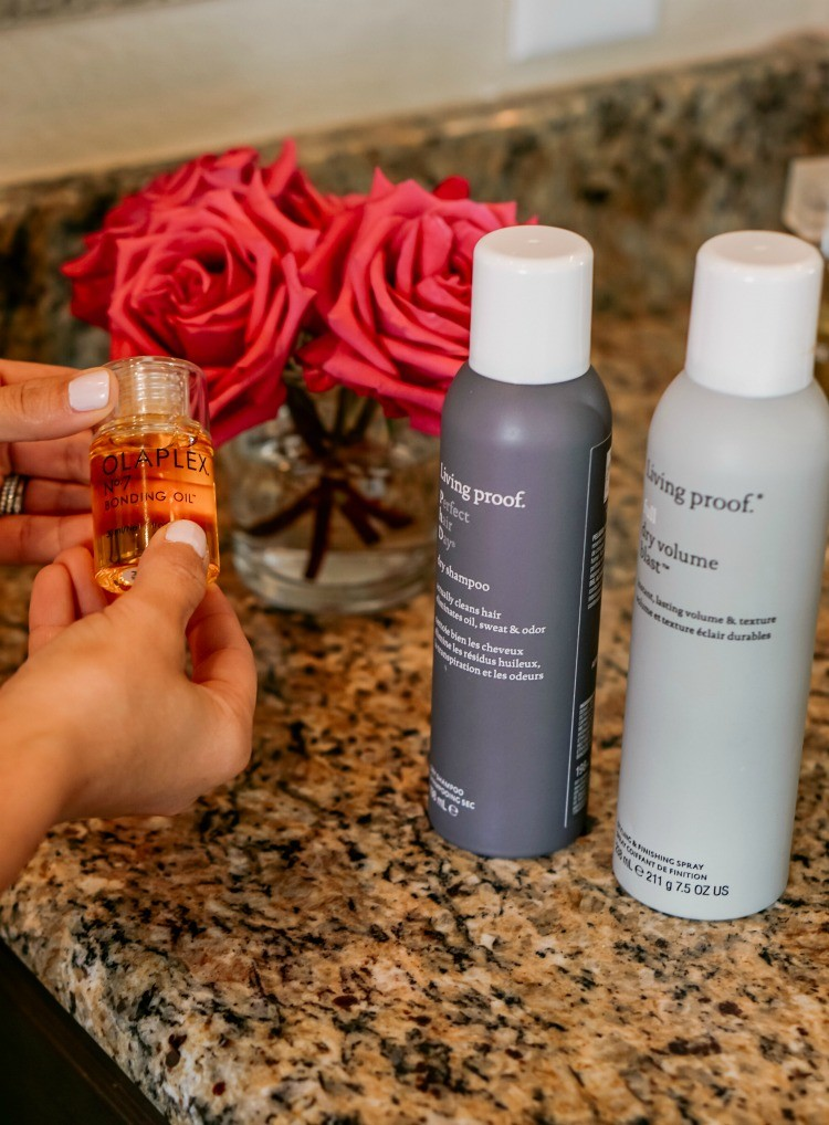 Three Holy Grail Products for Good Hair- #Olaplex