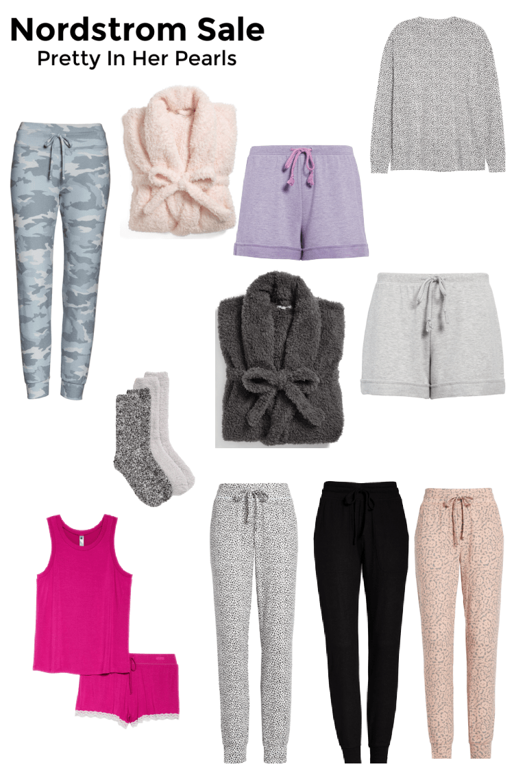 Nordstrom Anniversary Sale Loungewear and Pajamas