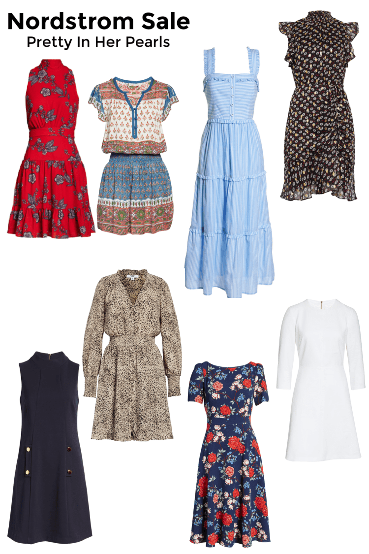 Nordstrom Anniversary Sale Dresses