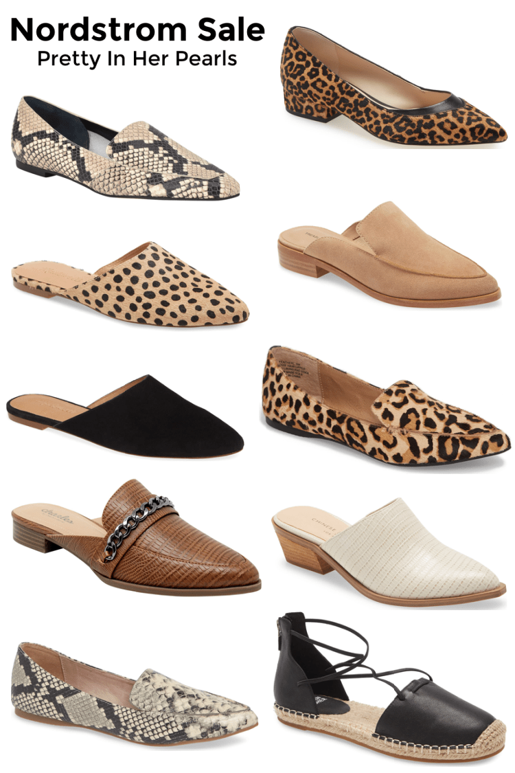Nordstrom Anniversary Sale Flats