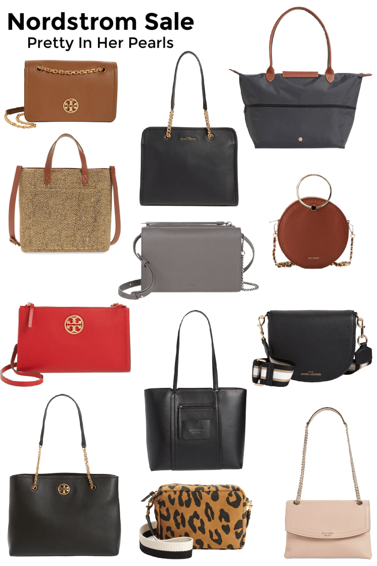 Nordstrom Anniversary Sale Handbags by Pretty In Her Pearls