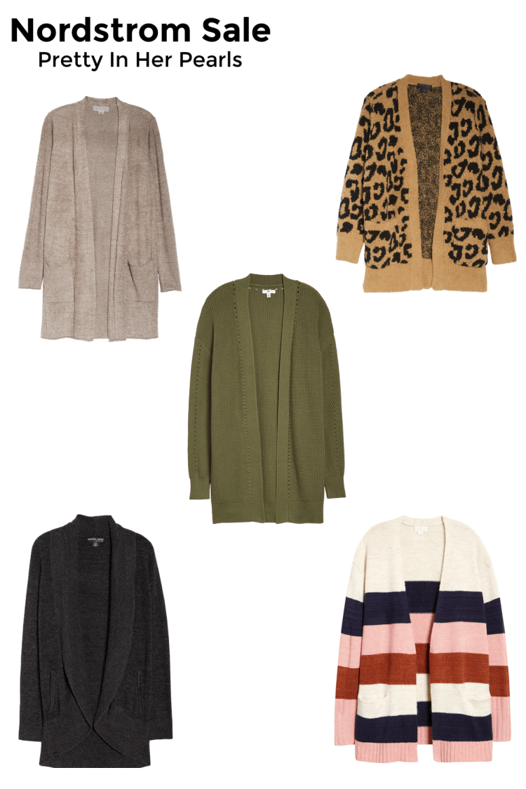 Nordstrom Anniversary Sale Cardigans