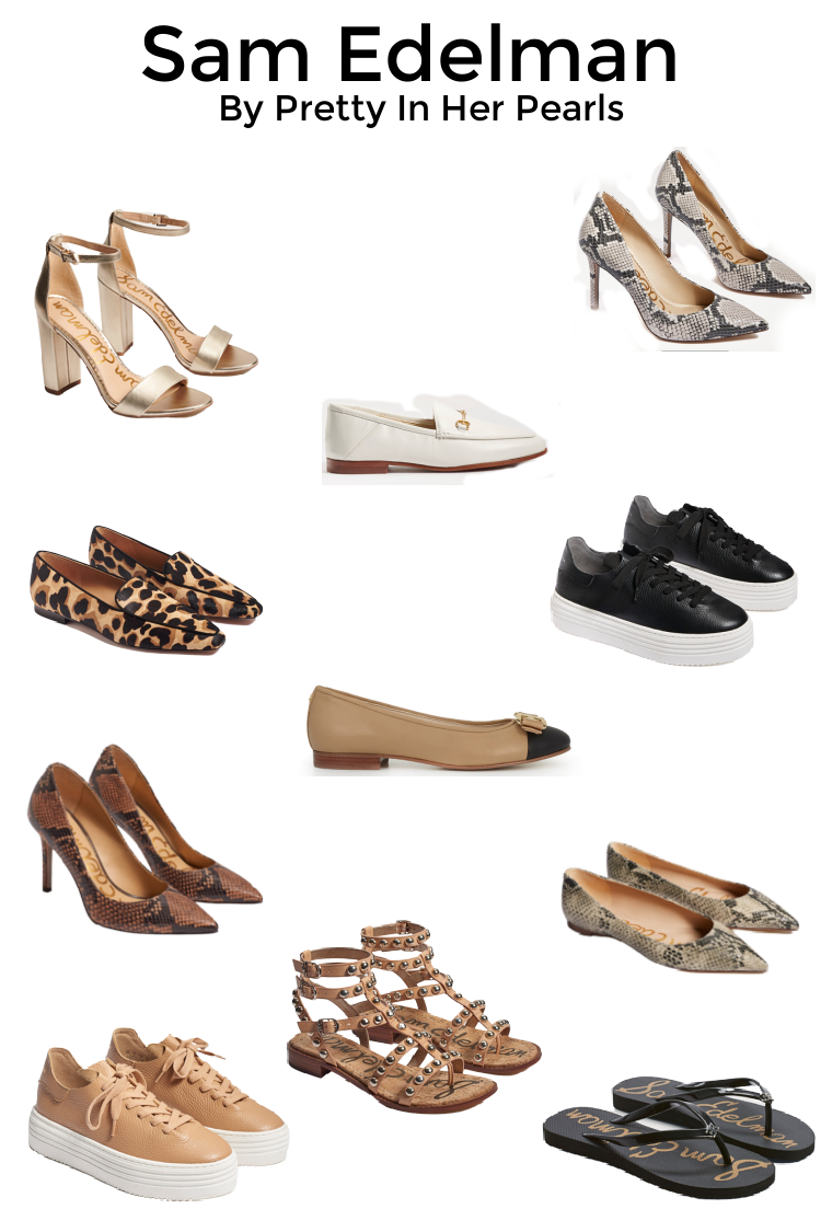 Sam Edelman Shoe Sale