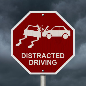Distracted Driving Crackdown Minnesota