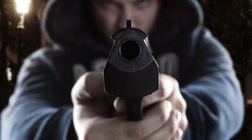 Police Shooting Minneapolis Gang