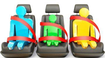 seat belt minnesota