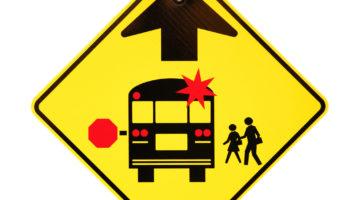 bus stop arm law