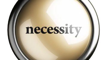 necessity defense