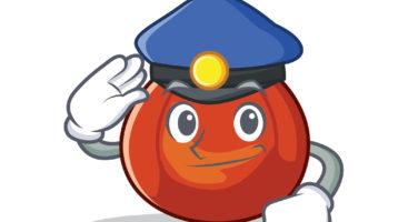 halloween police
