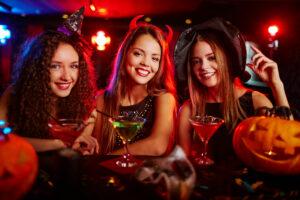 underage drinking halloween