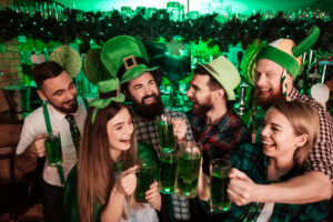 st patrick's day dui