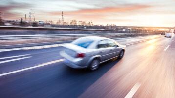excessive speeds