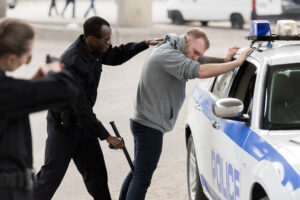 arrested weekend