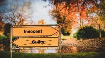 guilty innocent