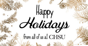 Best Wishes from CHSU
