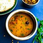 Khatti Meethi Tuvar Daal Uttar Pradesh Style, Arhar Daal Recipe