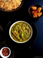 Sai Bhaji Recipe, How To Make Sindhi Sai Bhaji