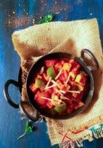 Kadhai Paneer Recipe, How To Make Kadhai Paneer
