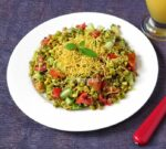Moong Sprout Salad Recipe, How To make Moong Sprout Chaat