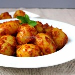 Achari Aloo Recipe, How To Make Achari Aloo