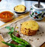 Makai Na Khatta Vada Recipe, How To Make Makai ka Khatta Vada