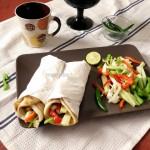 Veg Kathi Roll Recipe ,How To Make Kolkata Style Veg Kathi Rolls