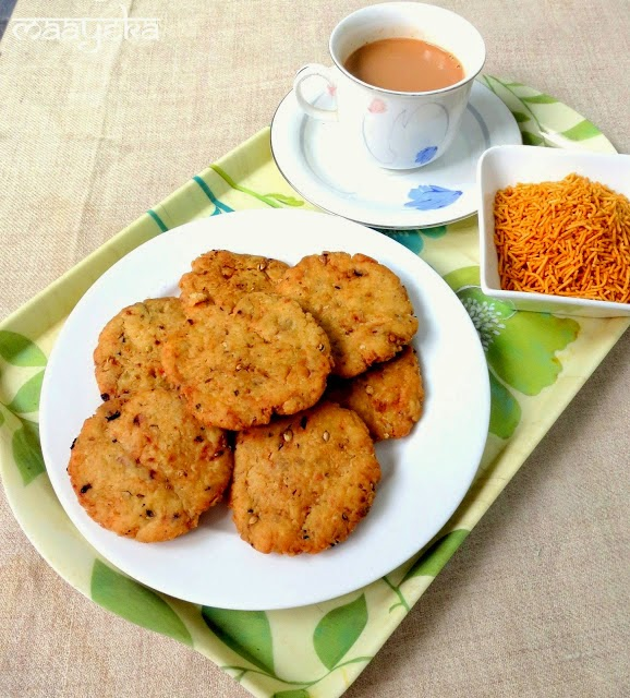 how to make punjabi masala mathri