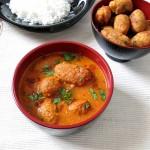 Suran Kofta Curry, How To Make Suran Kofta Curry