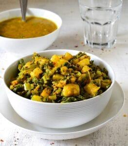 mooli bhujiya