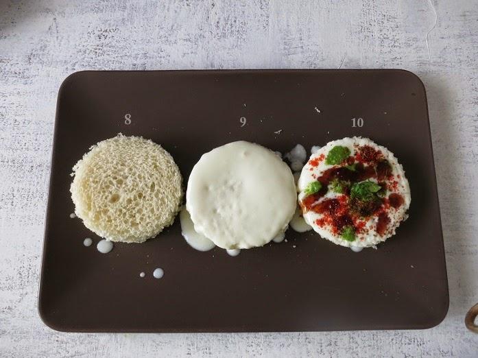 how to make bread dahi vada