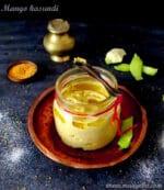 Mango Kasundi Recipe, How To Make Mango Kasundi