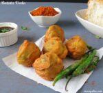 Batata Vada Recipe, How to Make Batata Vada