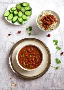 Rajma Recipe, Punjabi Rajma Recipe