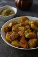 How To Make Zaatar Roasted Potatoes