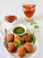 Vegetable Beet Chop Recipe, How To Make Bengali Beetroot cutlets