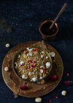 Dhaniya Panjiri Recipe , How To Make Dhaniya Ki Panjiri for Janmashtami